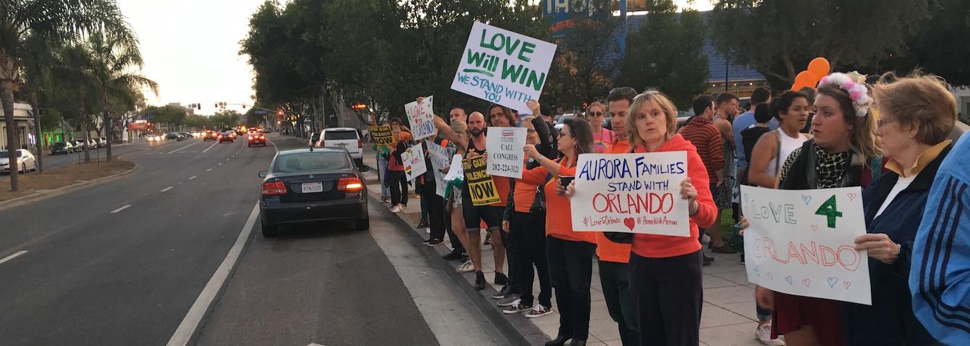 L.A. Gun Violence Prevention Network